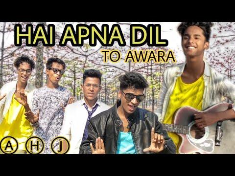 New Music Video 2019 | Hai Apna Dil To Awara | Bengali Model | ft Sanam |