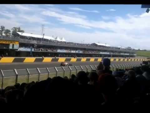 Mark Webber Vs Jamie Whincup Vs Casey Stoner