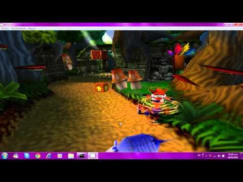 Descargar Crash Bandicoot 2 Español sin Emulador + Como guardar