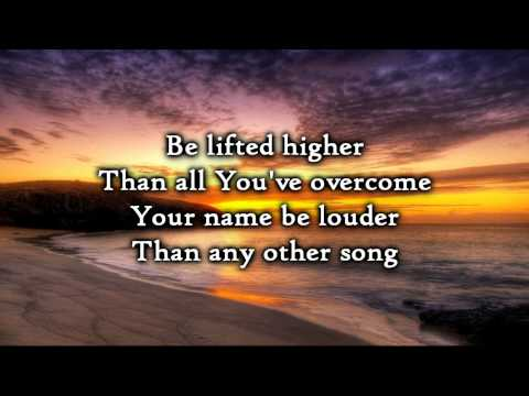One Sonic Society - Jesus, Son Of God - Lyrics video