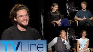 Game of Thrones Stars' Hilarious Fan Encounters!   TVLine