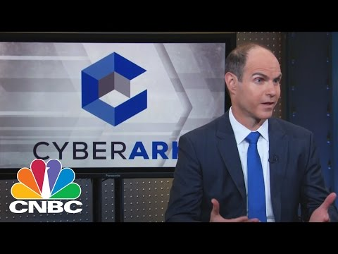 Cyberark CEO: Secure From The Competition | Mad Money | CNBC