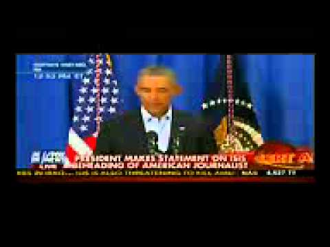 President Obama Addresses ISIS' James Foley Beheading Video   8 20 2014