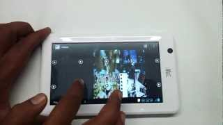 hcl tablet me U1 full video review unboxing in hd india