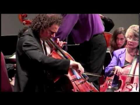 Mvt III Haydn C Major Cello Concerto - Matt Haimovitz - heartland festival orchestra