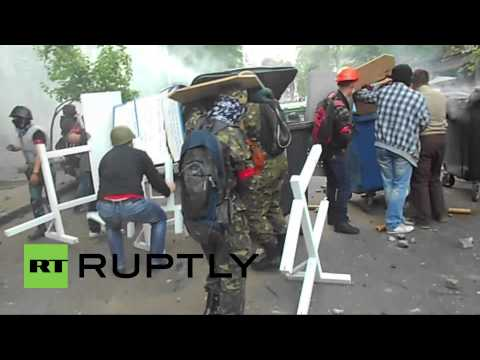 Ukraine: Odessa on the edge of all-out street war
