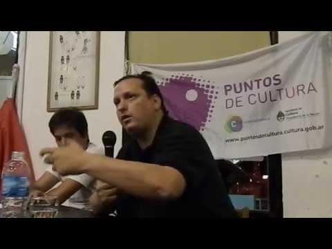 Casa de la Cultura. Café Cultura con Hernán Brienza
