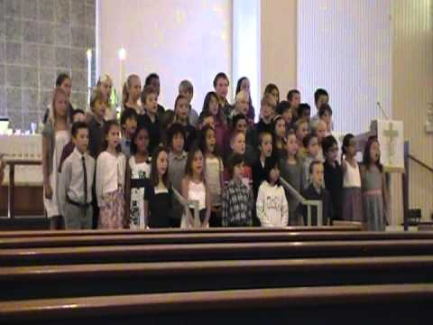 Amazing Grace, by Riviera Hall Lutheran School