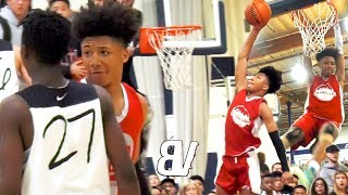 Mikey Williams 2019 MLK Weekend FULL RECAP: DUNKS & DEEP 3s! #1 2023 Player Asserts DOMINANCE VS 14U