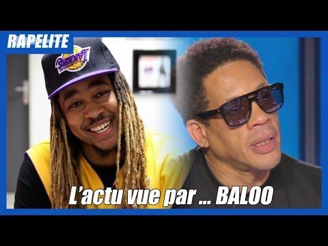 Baloo : Kalash-Booba, PNL, Kaaris, Joey Starr, Kobe Bryant et Nicolas Sarkozy
