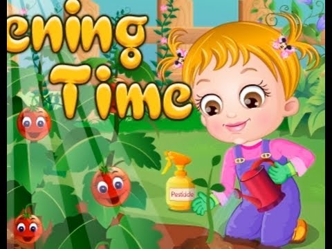 Baby Hazel Garden Time Baby Games - 2013 Watch it !