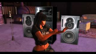 Second Life Tribute To Janet Pleasure Principle Starring Shayla Goldlust