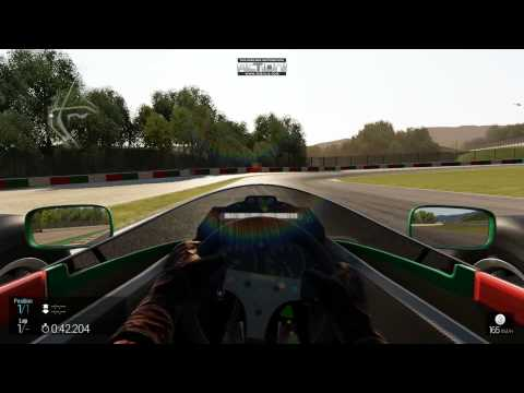 Project Cars DX 11 1920x1080 Full Settings (50-60fps)
