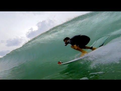 GoPro: Aritz Aranburu Wave Preview - Quiksilver Pro France 2013