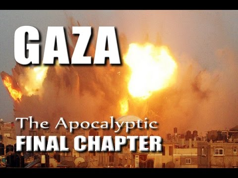 Israel Invades Gaza  -  Bible Prophecy Reveals Coming Devastation video