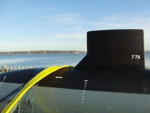 Sewer Pipe to Submarine: Building the R/C