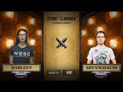 harleen vs ShtanUdachi, StarLadder Hearthstone Ultimate Series