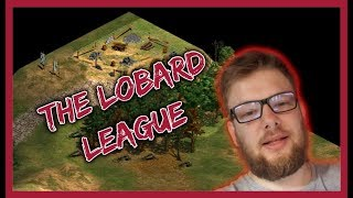 Age of Empires 2 - #4 - The Lobard League  (PC)