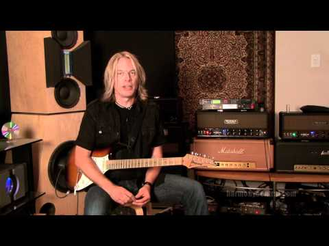 Andy Timmons Band plays Sgt. Pepper - Guitars, Amps and Effects - part 1
