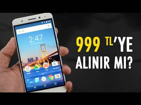 General Mobile 5 Plus İncelemesi (1000 TL'ye Saf Android)