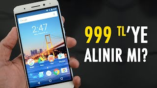 General Mobile 5 Plus İncelemesi (999 TL
