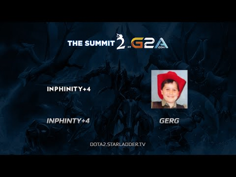 Inphin vs GerG, The Summit 2 America, Day 11, Game 2