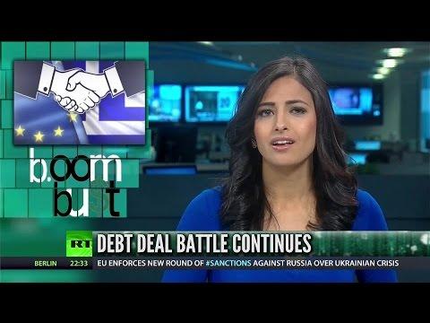 [292] Mosler: weak Greek position because of refusal to consider Grexit