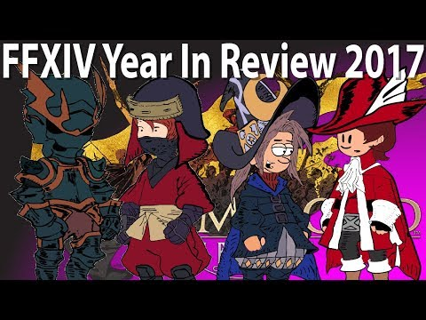 FFXIV Year In Review 2017