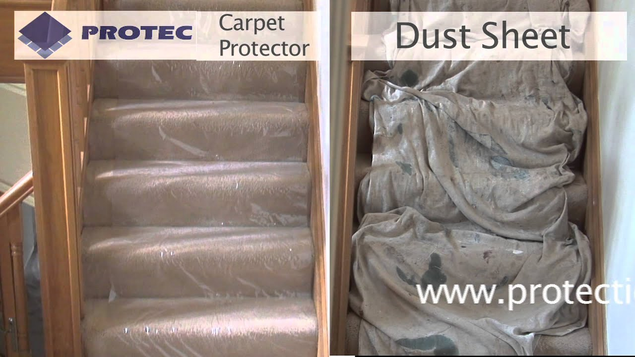 Carpet Protection Protect Your Carpets With Protecs