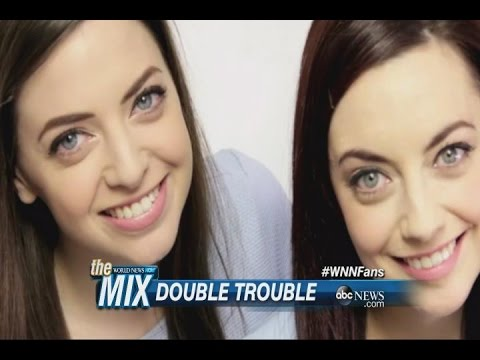 Woman Meets Doppelganger for the First Time