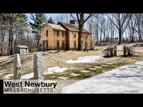 Video of 134 Indian Hill Street | West Newbury, Massachusetts real estate & homes