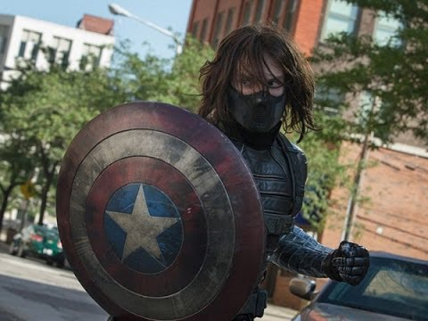 Sebastian Stan Talks 'Captain America: The Winter Soldier'