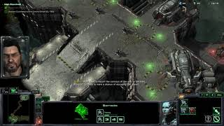 Cendril Plays - Starcraft 2: Wings of Liberty - Ep.4: State The Nature Of Your Medical Emergency