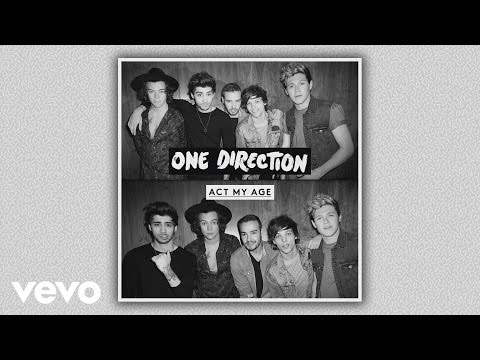 One Direction - Act My Age (audio) video