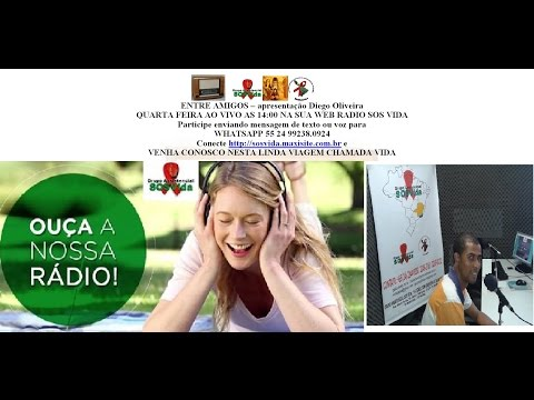 WEB RADIO SOS VIDA
