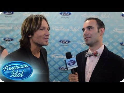 After The Show: Keith Urban - AMERICAN IDOL SEASON 12