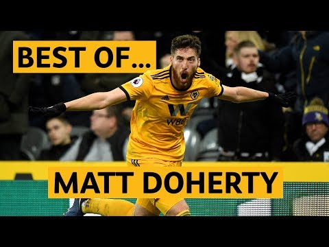 200 games for Wolves   Matt Doherty's best moments since 2011!