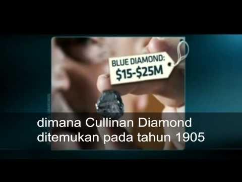 BERITA: Berlian Biru Besar Ditemukan