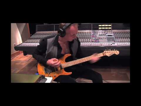 Def Leppard's Phil Collen jams live with Matt Richardson and Mark Jarvis on eJamming AUDiiO.mov