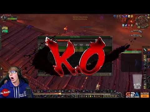 "KLIKNIJ ""F"" - World of Warcraft: Legion"