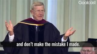 Lou Holtz inspirational speech