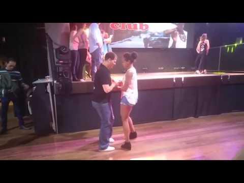 Cuban Salsa Master level class in Havana Club - Tel Aviv 16/4/16