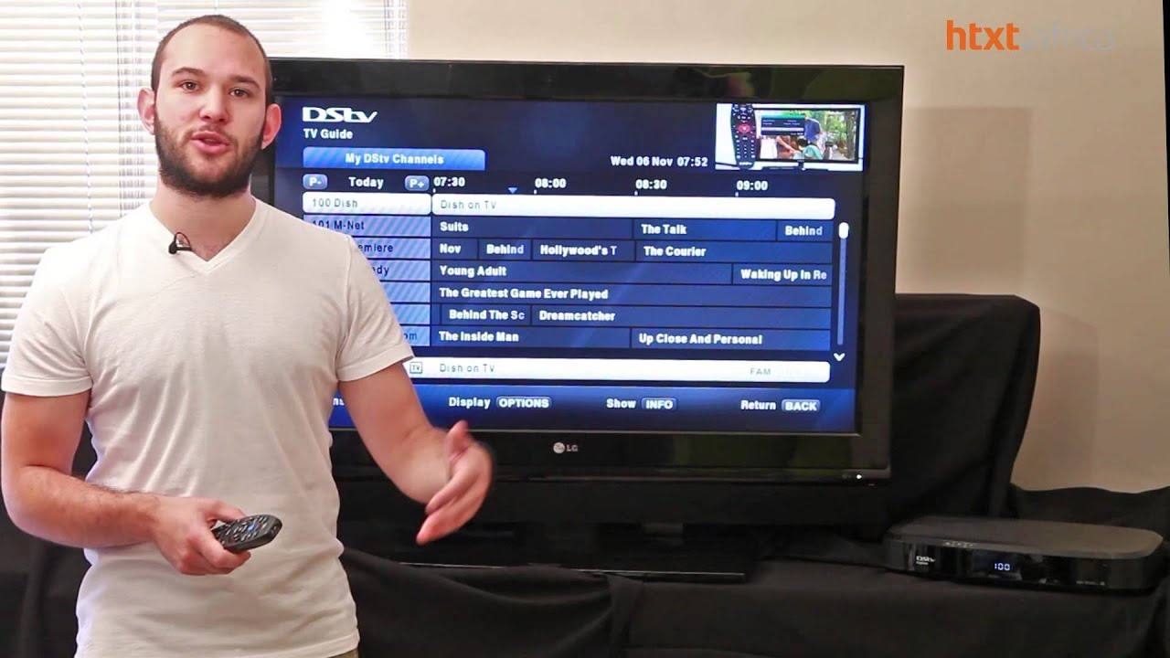 Htxt Africa - Review  Multichoice Dstv Explora Pvr