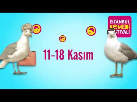 İstanbul Komedi Festivali 11-18 Kasım tarihlerinde başlıyor!