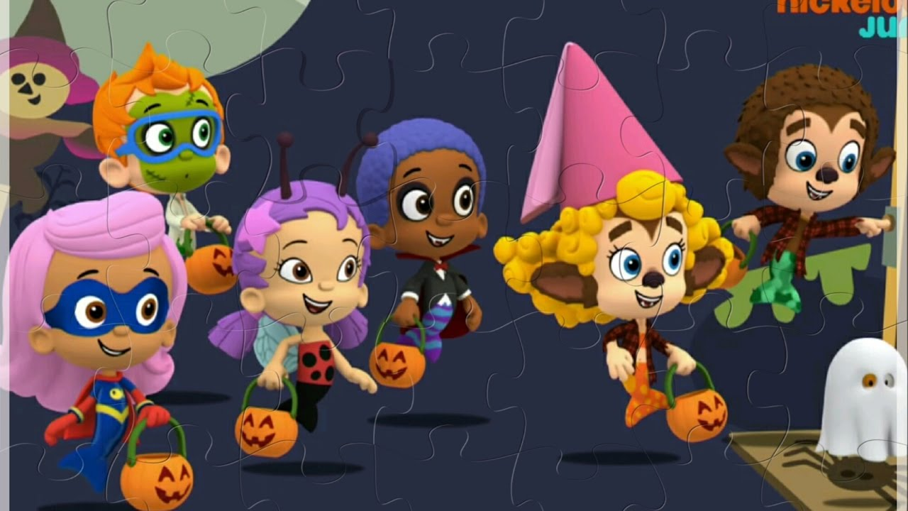 Characters from Bubble Guppies (Nick Jr. TV Show) - Verywell Family Bubble guppies cast photos
