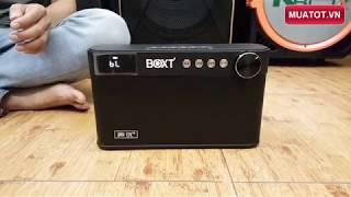 Chỉ 1 Phút 30s Bạn Sẽ Biết Được Chất Lượng Âm Thanh Của Nó [Loa Karaoke Mini Boxt Q5]