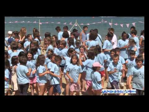 TIRA SU LE MANI! Video Ufficiale COLONIE RAGAZZI E CINEMA (4-14 Luglio 2013)