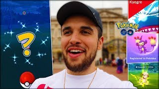 ANOTHER COUNTRY, ANOTHER SHINY! (Pokémon GO)