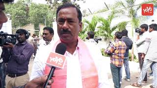 TRS Leader MLA Bethi Subhas Reddy About his Victory |CM KCR