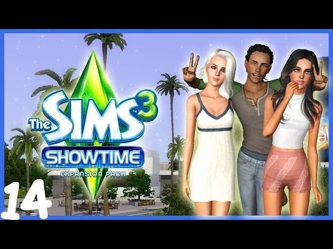 Let's Play: The Sims 3 Showtime - (Part 14) - Simport